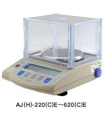 AJH420CE(BL) tania waga precyzyjna z wewnętrzną kalibracją