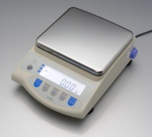 AJH4200CE(BL) tania waga precyzyjna z wewnętrzną kalibracją