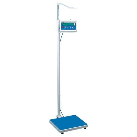 WPT 100/200 OW udźwig Waga Medyczna Osobowa Kolumnowa z legalizacją - wzrostomierz 100-200cm,wyznaczanie BMI