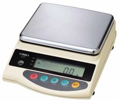 SJ-2200CE(BL) 2200g/0,1g,  liczenie sztuk, duża szalka: 180x160mm, waga elektroniczna precyzyjna