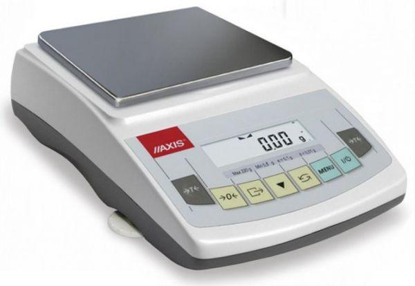 AKZ2200 (2200g/0,01g, szalka 165x165mm) elektroniczna waga laboratoryjna profesjonalna, RS232C, kalibracja zewnętrzna, jednostki: ct, lb, oz, ozt, gr, dwt