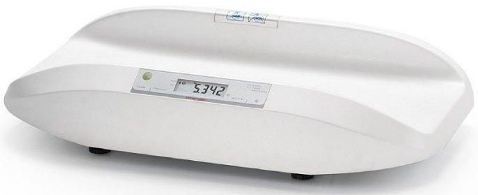 Elektroniczna waga medyczna niemowlęca z dodatkowym stabilizatorem anty-przechyleniowym Charder MS 5900 (klasy III)