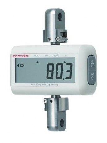 Elektroniczna waga podnośnikowa hakowa Charder MHS2510 (III) - umożliwia ważenie pacjentów sparaliżowanych lub bezwładnych