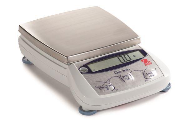 Ohaus TAJ 4001 - TAJ Carat Series 4000g, d=0,1g, waga jubilerska Ohaus, szalka 137 x 140 mm