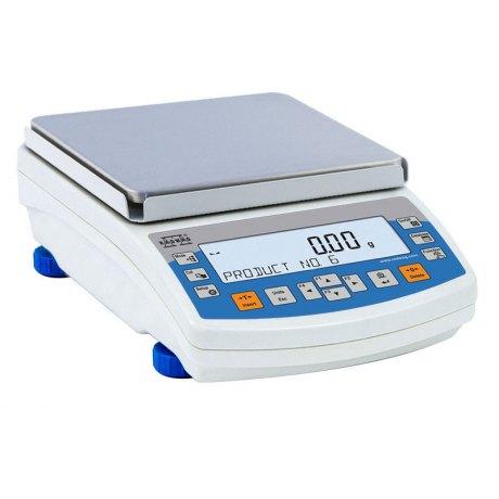 PS 6100.R2.M (6000g/0,01g, szalka 195x195mm) waga elektroniczna z legalizacją i kalibracją automatyczną