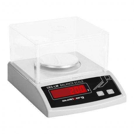 PRECISION SBS-LW-200N 200g/0,001g + odważnik 100 g gratis - waga tymczasowo niedostępna
