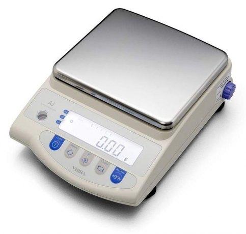Waga elektroniczna precyzyjna VIBRA AJ-6200CE (udźwig 6,2kg, dokładność 0,01g)