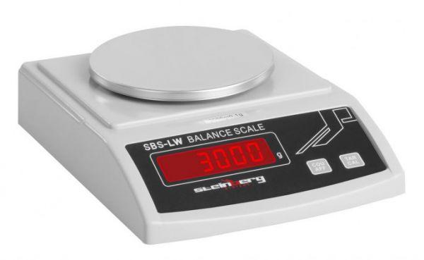 Steinberg SBS-LW-3000N (waga laboratoryjna do 3kg z dokładnością 0,1g)