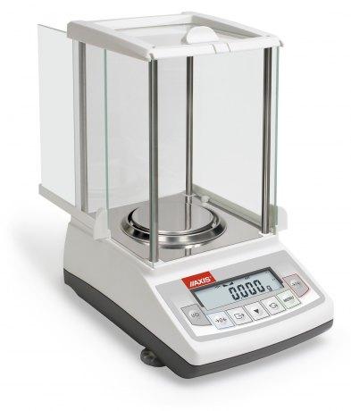 ATA220 waga laboratoryjna ze szklaną zabudową do 200g, z dokładnością 1mg