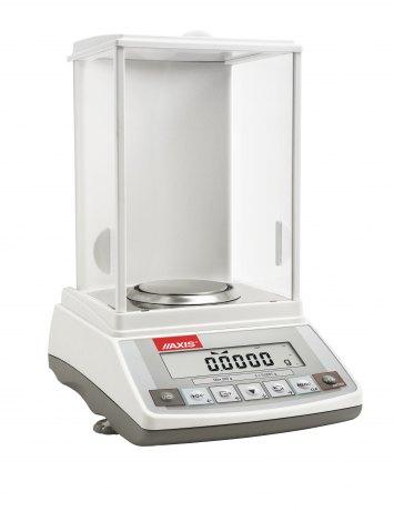ACN220 elektroniczna waga analityczna profesjonalna, 220g/0,0001g, szalka ø90mm, RS232, kalibracja wewnętrzna z legalizacją