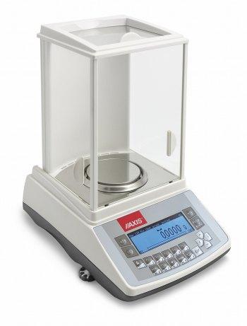 ACN120G elektroniczna waga analityczna profesjonalna, 120g/0,0001g, szalka ø90mm, RS232, kalibracja wewnętrzna z legalizacją