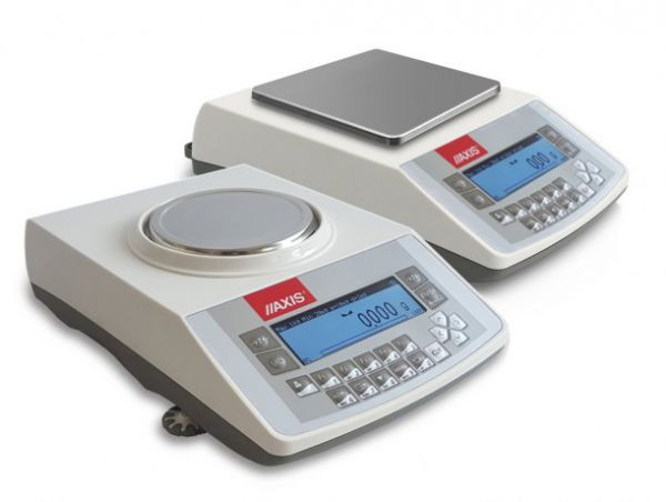 ACA820G (820g/0,001g, szalka Ø115mm) elektroniczna waga laboratoryjna profesjonalna, RS232C, kalibracja wewnętrzna, jednostki: ct, lb, oz, ozt, gr, dwt