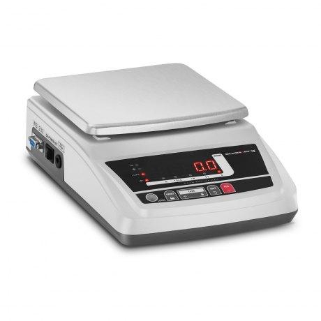 STEINBERG PRECISION SBS-LW-600001 (udźwig: 6kg, dokładność: 0,1g, szalka: 16x18cm) elektroniczna waga precyzyjna